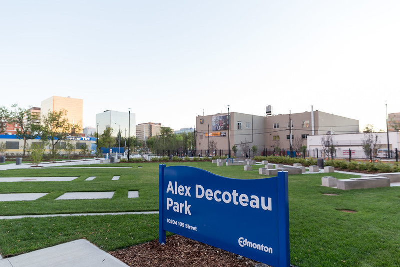 Alex Decoteau Park