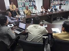 Se socializa propuesta de convenios para uso de Centro de Revisión Técnica Vehicular