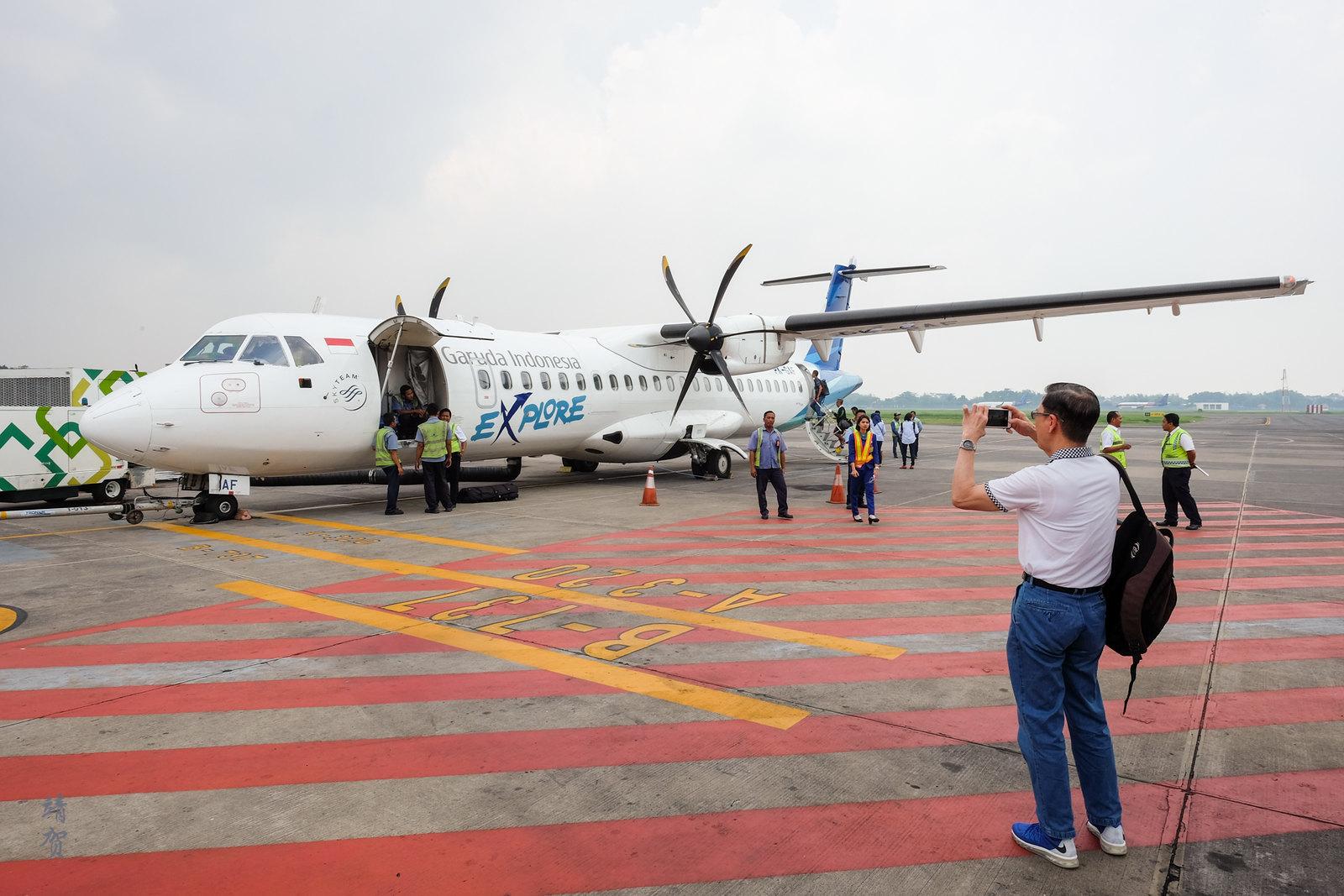 The ATR 72 - 600