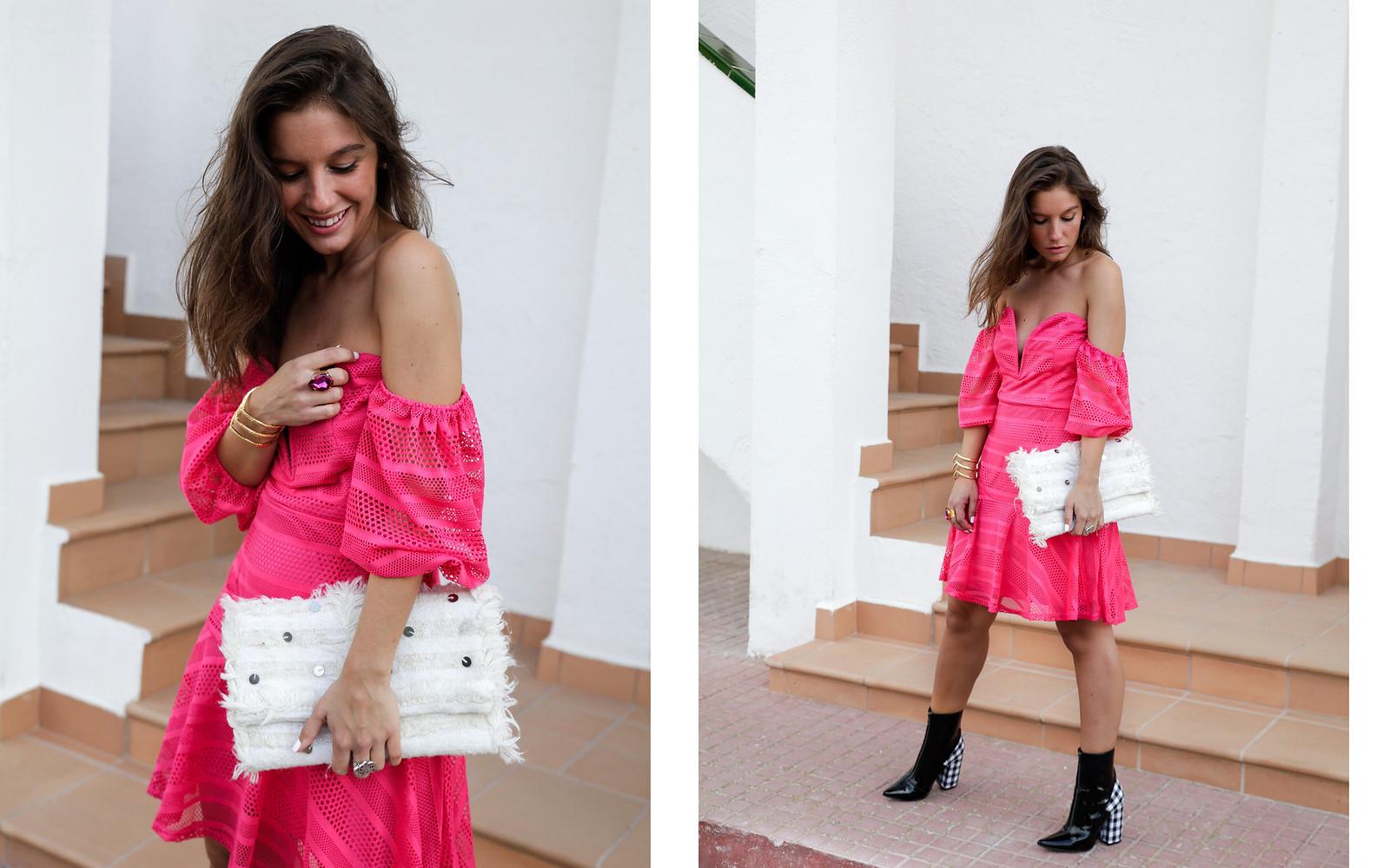 05_vestido_rosa_off_shoulder_danity_paris_pink_dress_theguestgirl_outfit_boots_vichy_trend_alert
