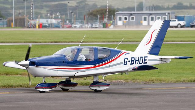 G-BHDE