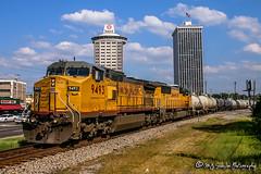 UP 9493 | GE C41-8W | NS Memphis District