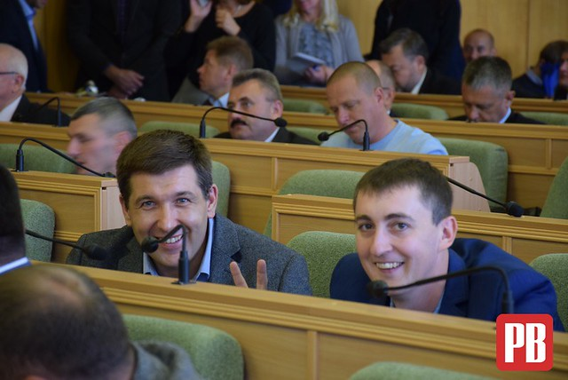 Михайло Кириллов Юрій Шарманський