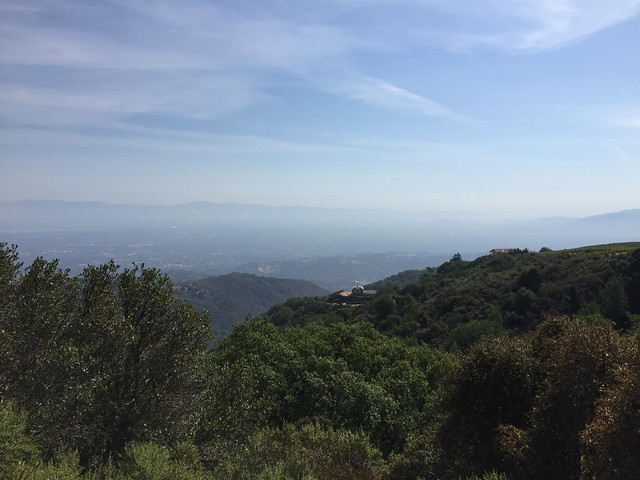 Top of Montebello Rd.