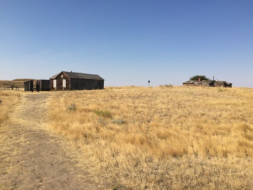 Grasslands West block Will James homestead