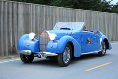 Bugatti T57C Aravis Cabriolet s-n 57736 1938 1