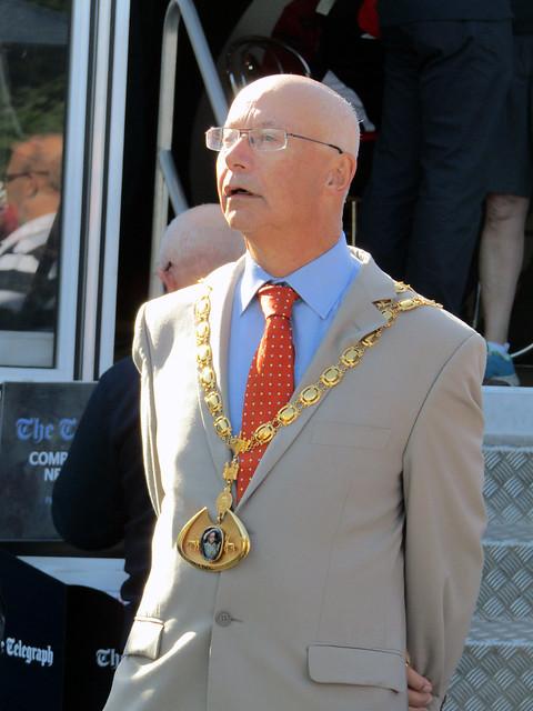 Mayor of Dacorum - Tour of Britain, Hemel Hempstead 2017