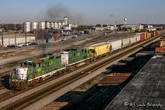 LRWN 103 | EMD GP9 | UP North Little Rock Yard