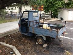 3 wheeler Greece