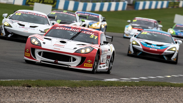 British GT - Donington Park