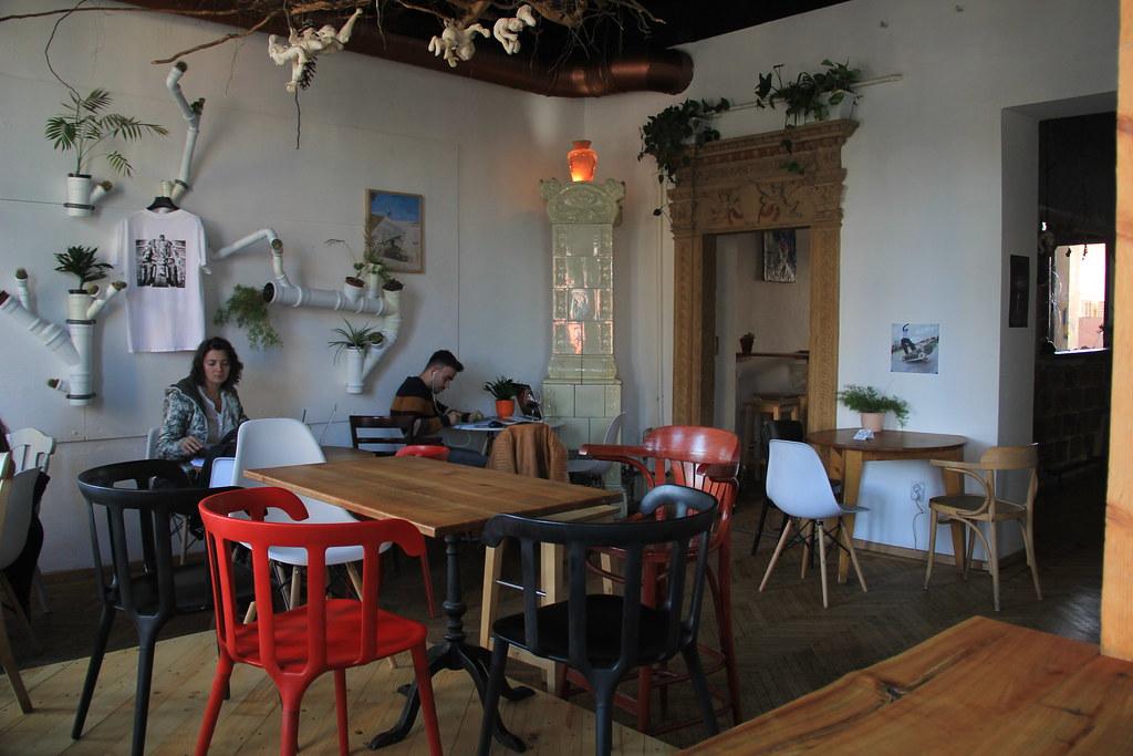 Yolka Cafe Bar, Cluj Napoca
