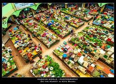 On the Market in Kota Bharu