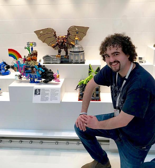 LEGO House, Billund Denmark 2017: MOCs Installed!
