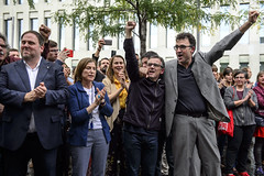 CONCENTRACIÓ A LA CIUTAT DE LA JUSTICIA