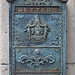 Elaborate Old Letter Box