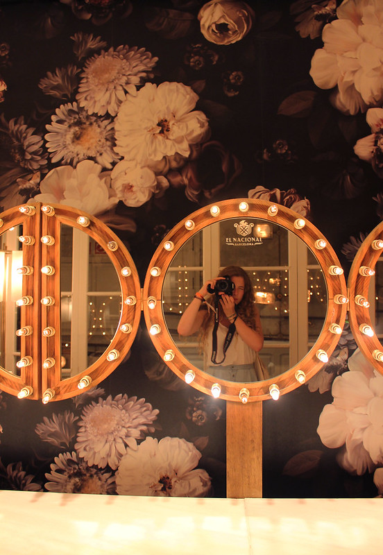 miroir El National Barcelona