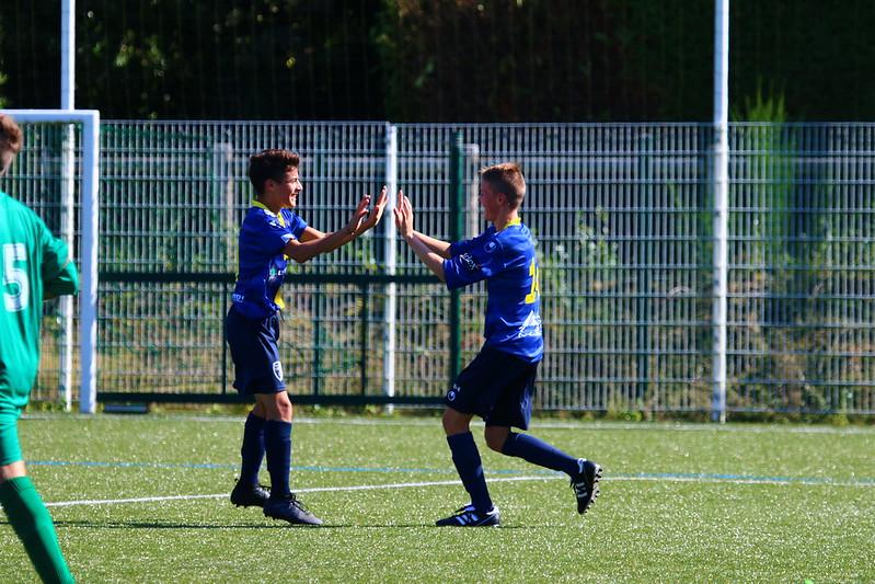 U15 saison 2017-2018