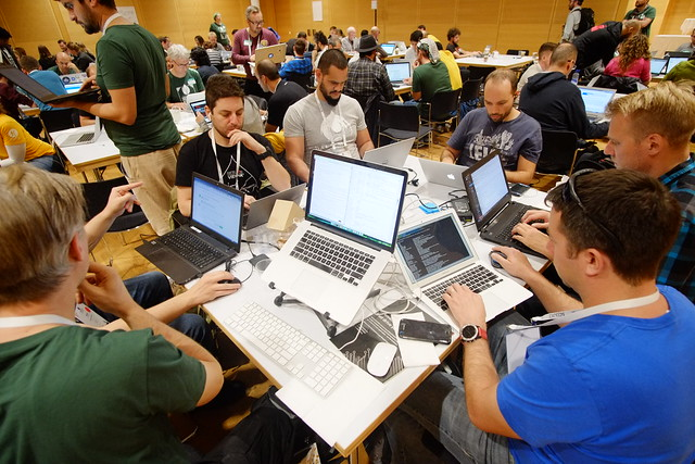 Drupalcon Mentored Core Sprint Room