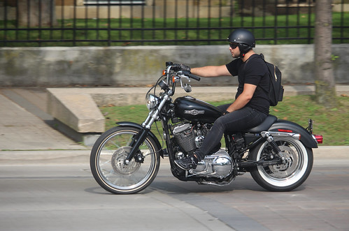 One hand, Easy Rider