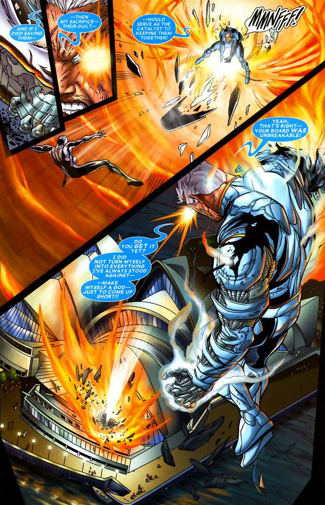 你知道為什麼原作漫畫中「死侍」與「機堡」為什麼是一對好基友?