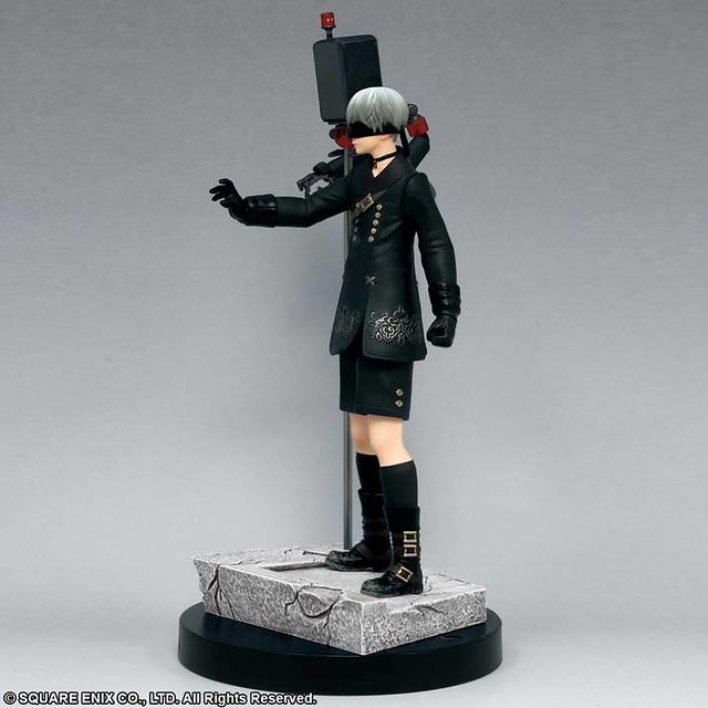 《尼爾:自動人形》 Character Figure <寄葉九號S型(ヨルハ 九号S型)> PVC完成品