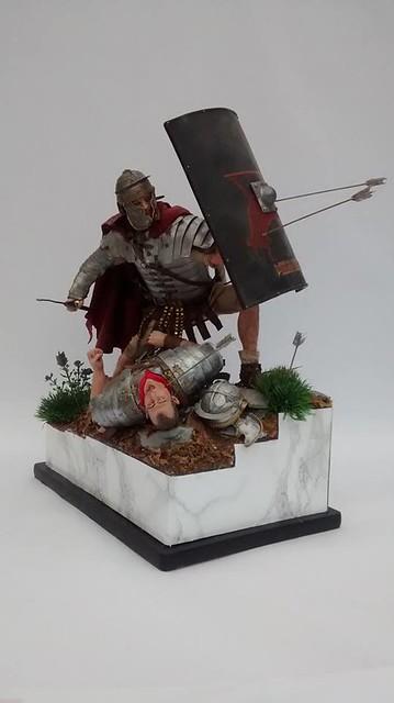 """""Legio IX Hispania"" Britain 65 A.C. 35652769734_a8257faec8_z"