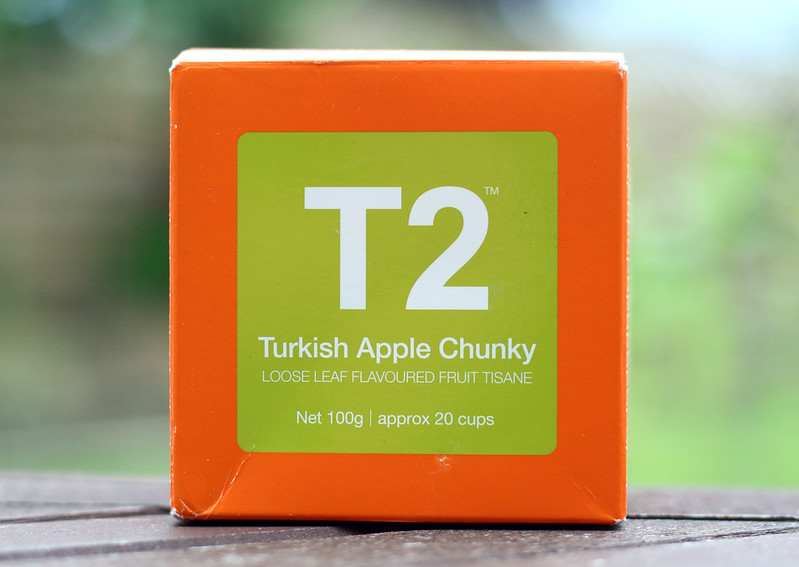 T2 Turkish Apple Chunky Tea