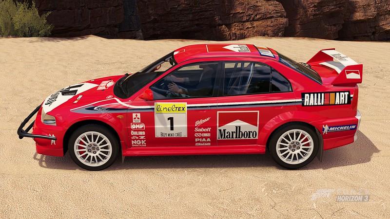 Race/Original] janscheer gallery *NEW Mitsubishi Marlboro
