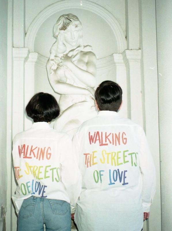 Walking the Streets of Love, Raluca si Vivian 3