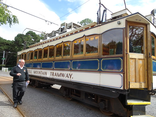 Isle of Man Electric Tram