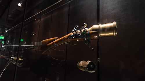 Tromblon lance-grenades