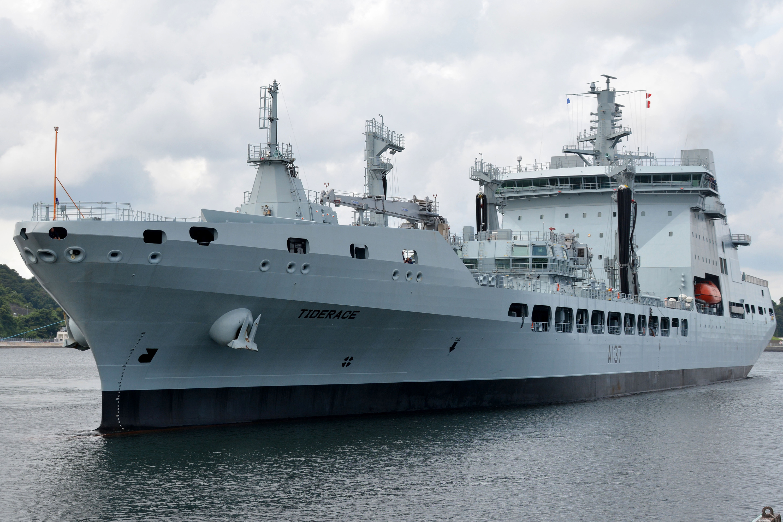 RFA : Royal Fleet Auxiliary - Page 4 36051765100_337f50551e_o