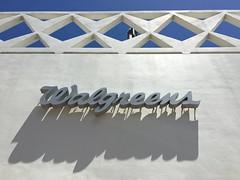 Walgreens Sign South Beach