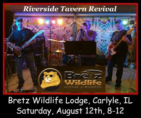 Riverside Tavern Revival 8-12-17