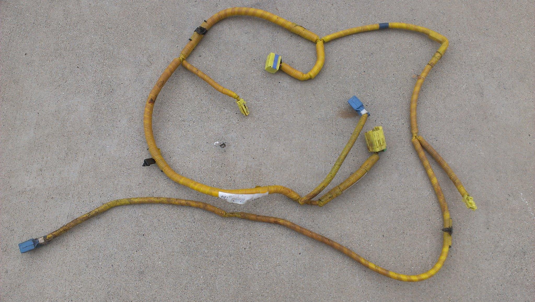 Fs Usa Ca 1993 2001 Subaru Impreza Interior Parts 2000 Horn Wiring 1998 Keyless Entry Alarm Cut 15 Shipped