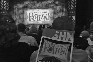Something Rotten - SHN booklet bw