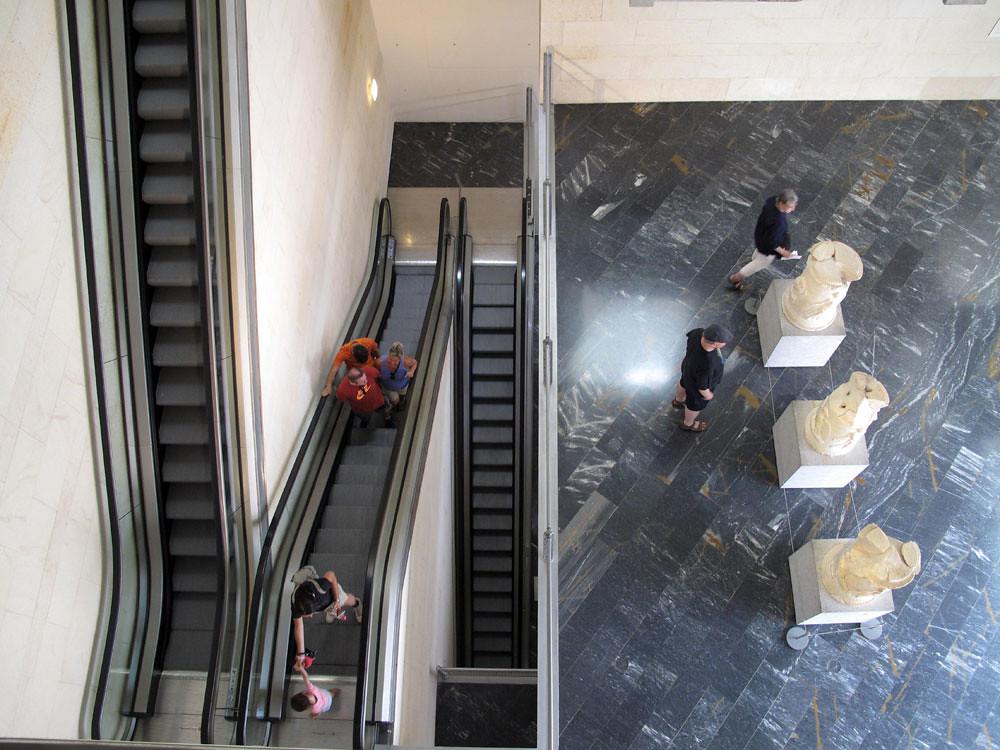 museo teatro cartagena_patrimonio_rafael moneo_sala evolución histórica_núcleo comunicación_arquitectura