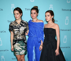 RileyKeough at Tiffany & Co. Fragrance Launch in New York 09/06/2017
