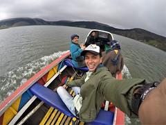At the Cumbal Lagoon, Nariño