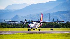 Daily Air De Havilland Canada DHC-6 (B-55573) Taitung Airport (RCFN / TTT) Departure