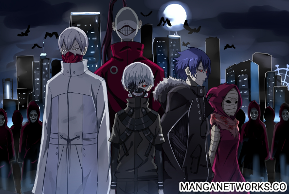 36313716240 1c278e05e7 o Cùng nhìn lại Anime Tokyo Ghoul √A: Chất về hình thức   Hời hợt về nội dung