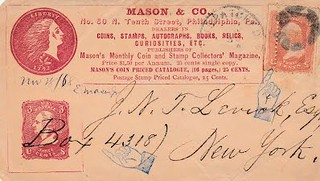 Mason Nov 28, 1868 to JNT levick