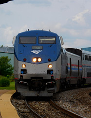 Amtrak #158 leading the SWC