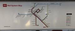 Denver rail system map (Aug17)