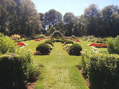 Garden of Fanningbank (1) #pei #princeedwardisland #charlottetown #fanningbank #garden