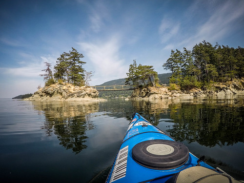 Kayaking Bellingham Bay-14
