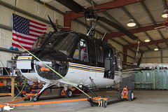 Snohomish UH-1H Plus Super Huey.