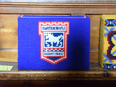 Ipswich Town Football Club kneeler