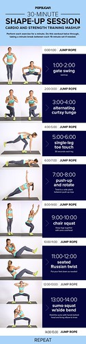 Jumping-Interval-Workout
