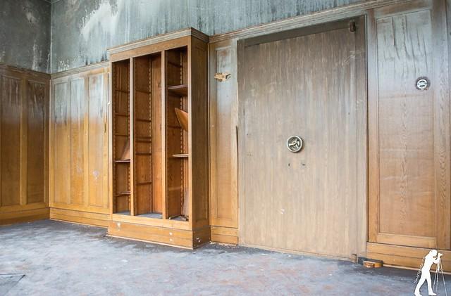 Lost Places: Messer- und Klingenfabrik